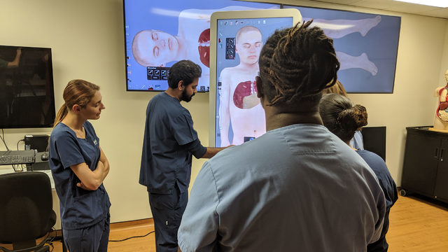 New technology helps nursing students pass difficult classes