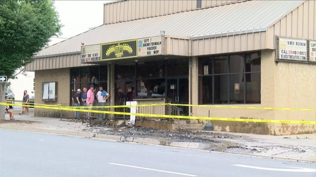 'Indescribable': Rives Theatre a huge loss to many in Martinsville