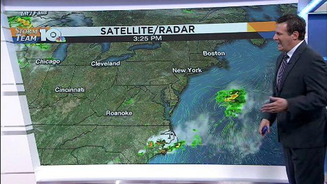 Monday Evening Weather Forecast 9.9.19