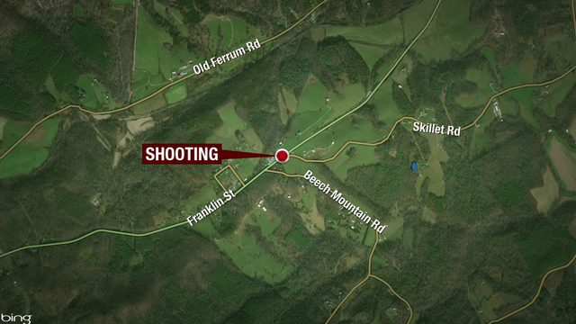 One hospitalized after Saturday night shooting in Franklin County