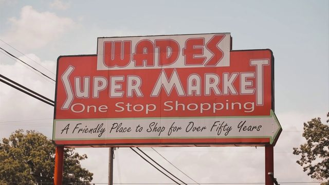 Top 10 Winner for July for Best Hot Dog:  Wades Super Market