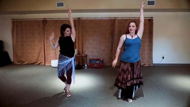 Bellydance Lessons With Raq Roanoke