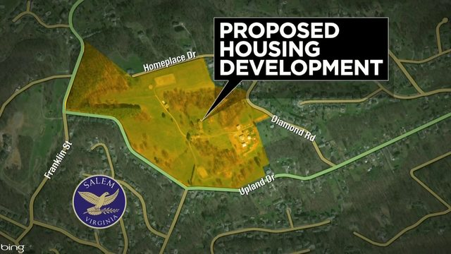 Proposed housing development controversial in Salem