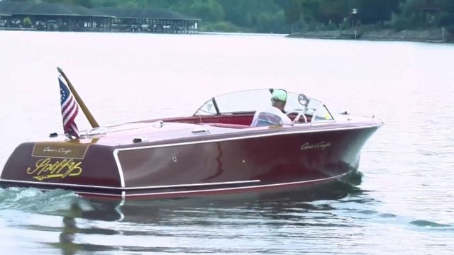 Rev up your engines for vintage boat show at Smith Mountain Lake this Saturday
