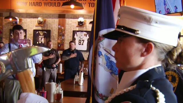 Mission BBQ honors 9/11 victims and local first responders with…