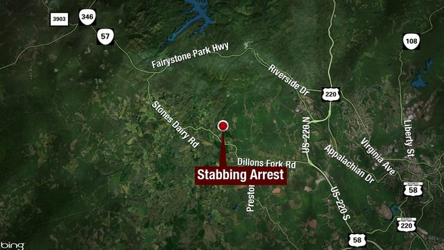 Suspect arrested after Henry County woman stabbed