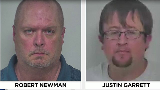 Two members of Natural Bridge Vol. Fire Dept. facing charges related to…