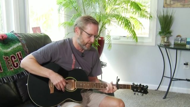 Proceeds from local musician's original song about Ocracoke Island to…