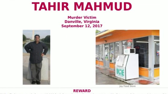 FBI increases reward for Danville business owner murder on two year anniversary