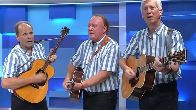 Keep the Music Playing Tour:  The Kingston Trio