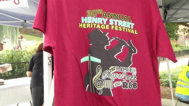 Henry Street Heritage Fest