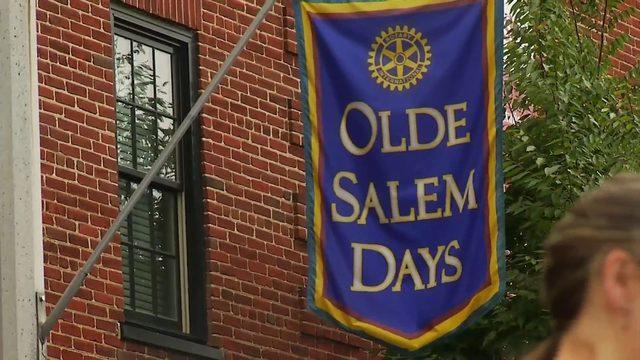 Olde Salem Days 2019