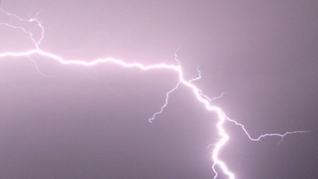 12-year-old dies from lightning strike