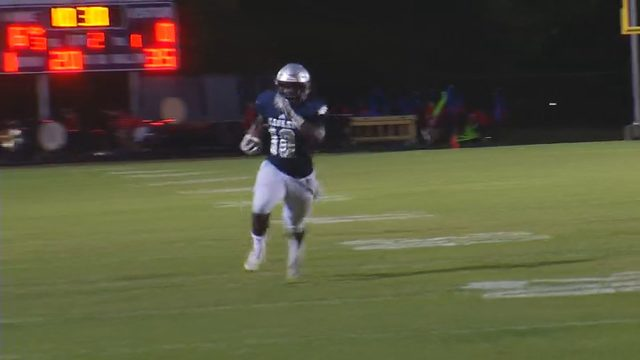 GW Danville's Graves scampers to week 3 honors