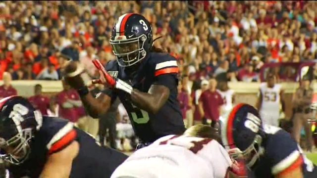 UVA defeats Florida State 31-24