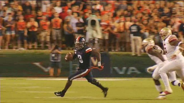 No. 25 Virginia hangs on, beats Seminoles 31-24
