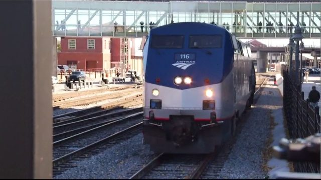 Push for shorter passenger train trips east from Roanoke could make…