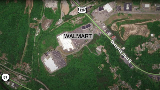 Baby rescued from a locked car in Walmart parking lot in Henry County