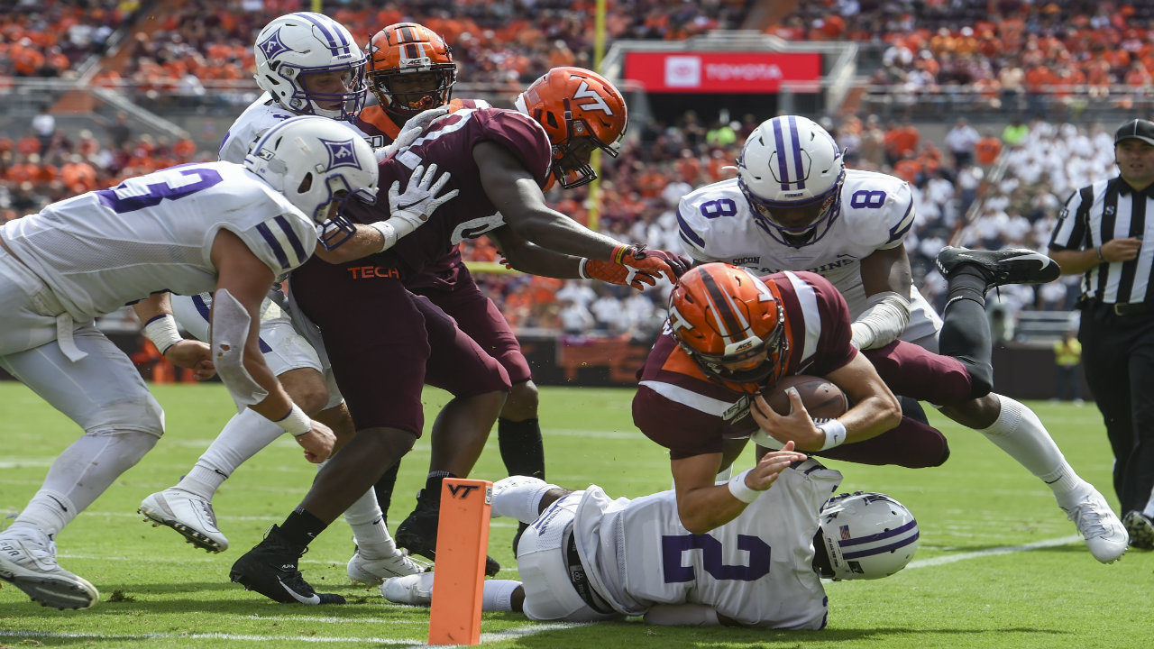 MONDAY HUDDLE: What remains big issue for Virginia Tech?