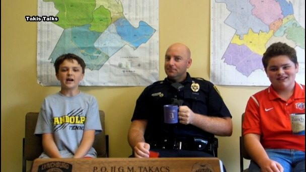 Local police officer's promise to still impact middle school students…