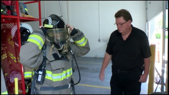 Local volunteer fire departments to receive lifesaving equipment