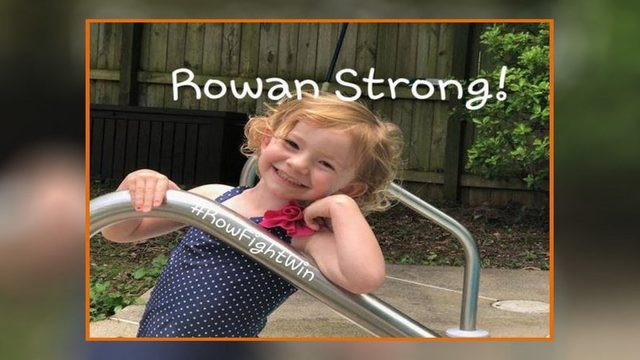 Roanoke girl battling against rare, aggressive form of Leukemia dies