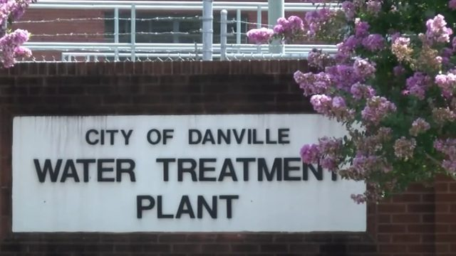 Residents complain of bad smell and taste in Danville's drinking water