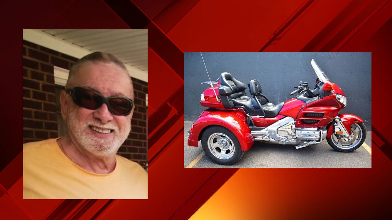 Authorities searching for Chrisitiansburg man who left for motorcycle ride, never returned