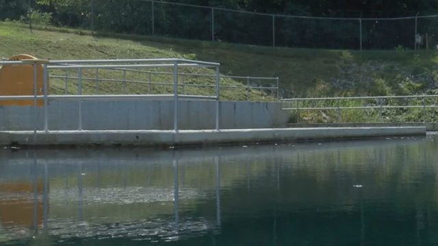 Treatment of smelly, bad-tasting drinking water in Danville to continue…