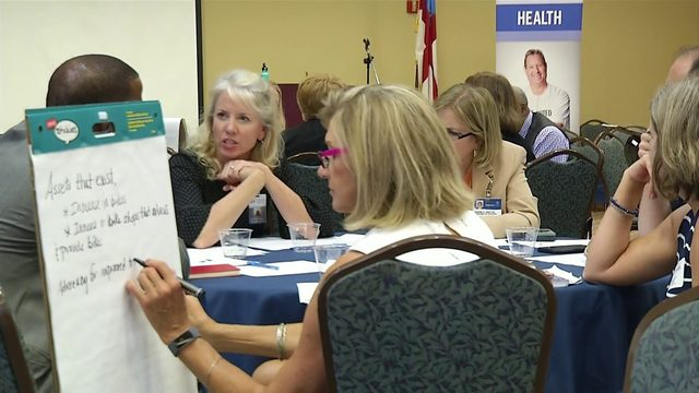 Roanoke Valley leaders say healthy isn't just diet and exercise, it's…
