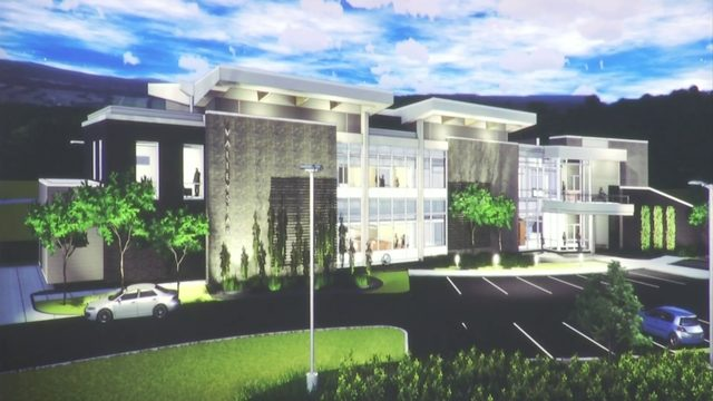 Summit View Business Park in Franklin County designed as a community hub…