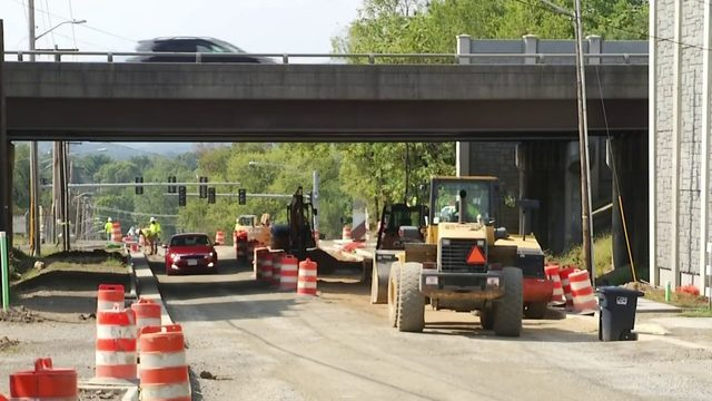 Concerns continue over 10th St construction in Roanoke