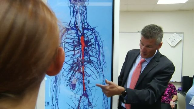 ECPI increasing pass rates in nursing classes using virtual reality