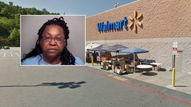 Woman charged after baby left in locked car at Henry County Walmart