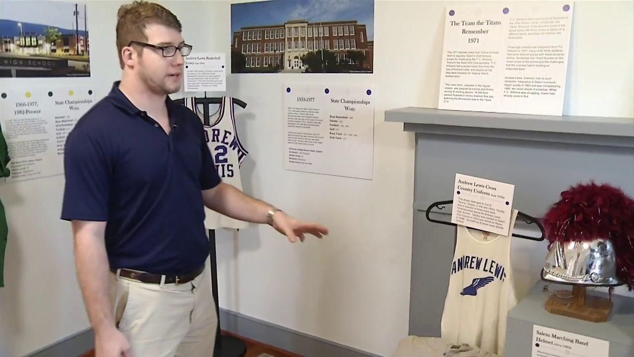 Salem honors champions in Smithsonian compliment exhibit