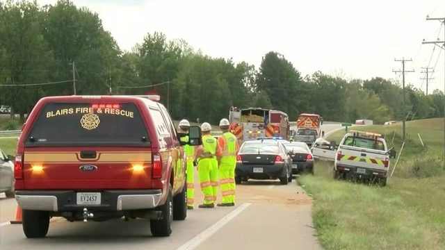 Pickup truck, tractor accident on Highway 29