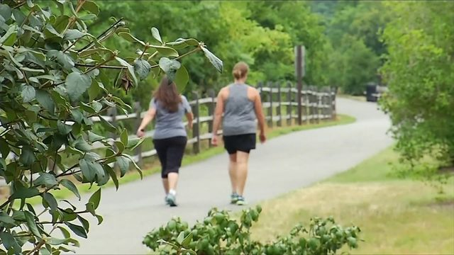 New emergency towers increasing safety at Christiansburg trail, parks