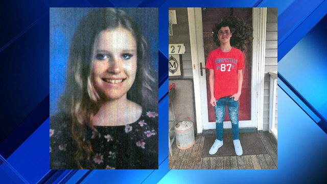 Hear from the mother of one of the two missing Campbell County teens