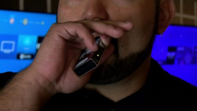 Local campaign argues benefits of vaping
