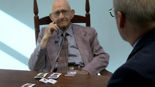 Local WWII veteran awarded medals lost in fire