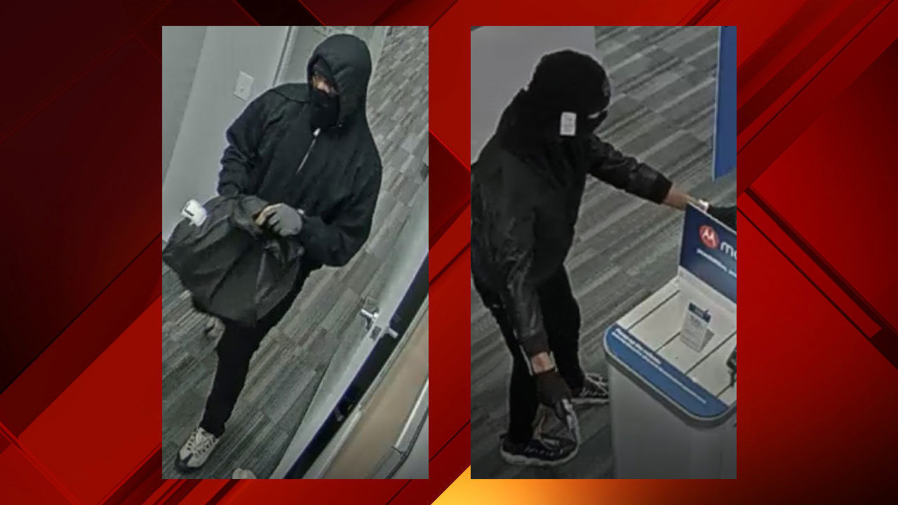 Two men break into Henry County U.S. Cellular store, hold cleaning lady at gunpoint, steal iPhones