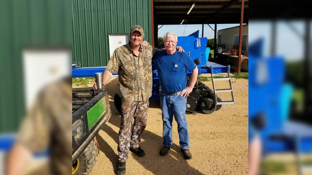 One of the 'boys 'round here': Blake Shelton buys drill from Charlotte…
