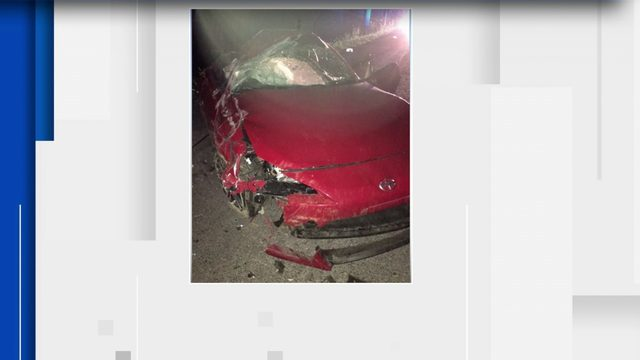 Several hurt after drunk driver crash