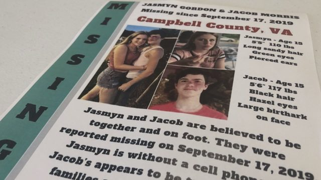 Parents of missing Campbell County teens asking public for help
