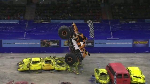 Hot Wheels transforms Berglund Center as monster trucks roll into Roanoke
