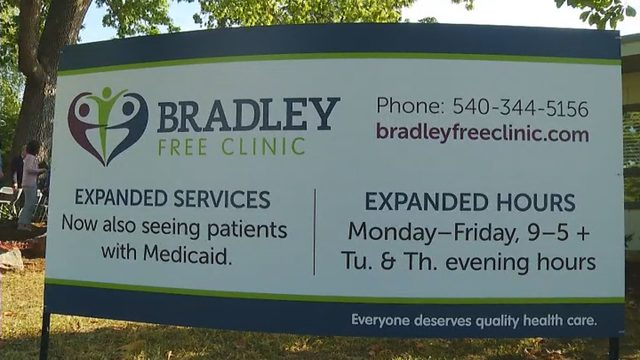 Bradley Free Clinic expands hours, starts accepting patients with Medicaid