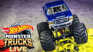 Hot Wheels transforms Berglund Center as monster trucks roll into Roanoke
