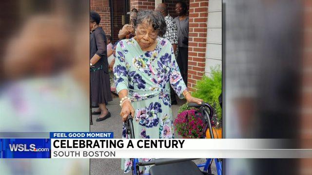 Local woman celebrates 100th birthday Monday