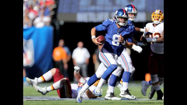 Jones, defense lead Giants over winless Redskins, 24-3