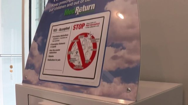 New drug take-back box in Franklin County part of effort to fight…